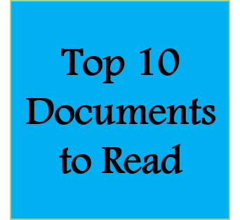 Top 10 Documents to Read