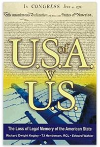 USofA v US Book Cover